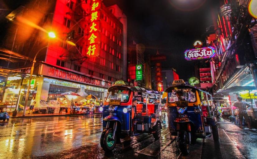 How to Spend 48 Hours inBangkok