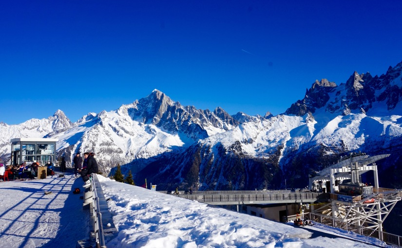 8 Beautiful Photos of the French Alps & Chamonix Town