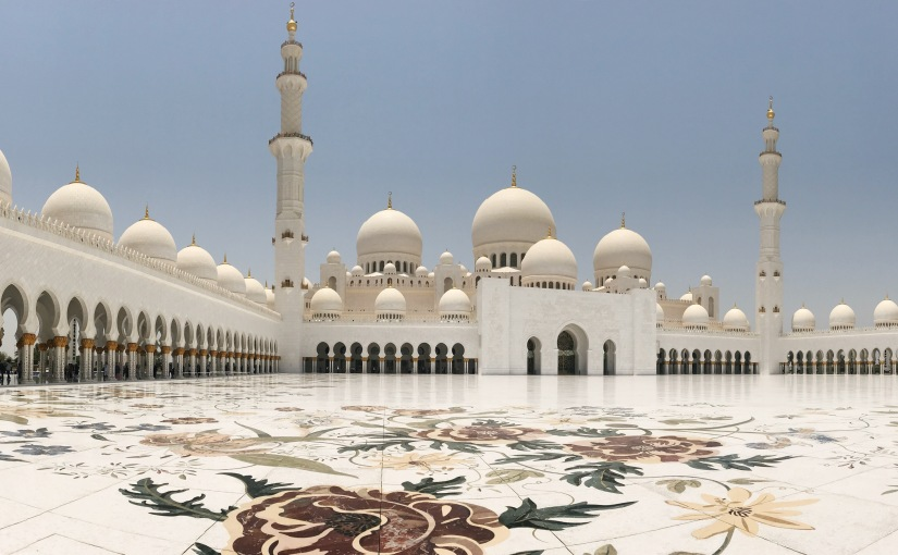 15 Incredible Photos of Dubai and Sheikh Zayed Grand Mosque in Abu Dhabi